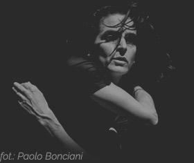Maria Colusi - dancer, tancerka